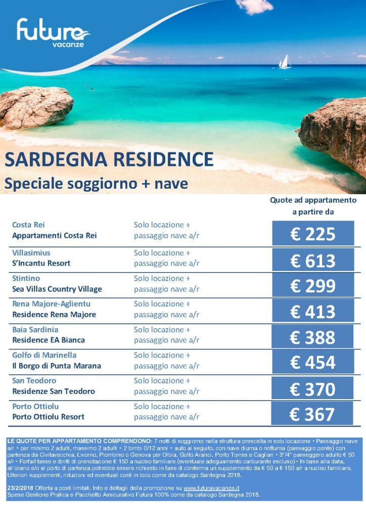 Sardegna - Offerte Mare Italia 2018 - Nave Gratis! – Places to Love